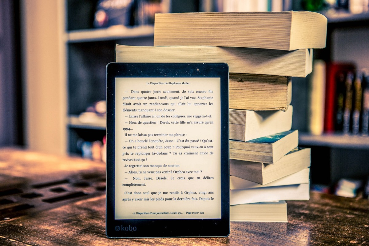 ereaders vs books